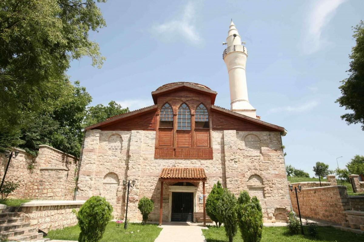 Vize Küçük Ayasofya (Gazi Süleyman Paşa) Camii