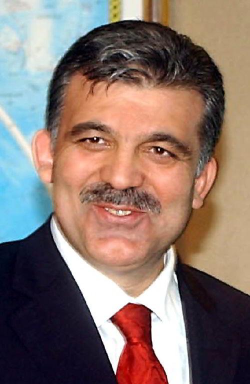 Abdullah Gül (1950- )