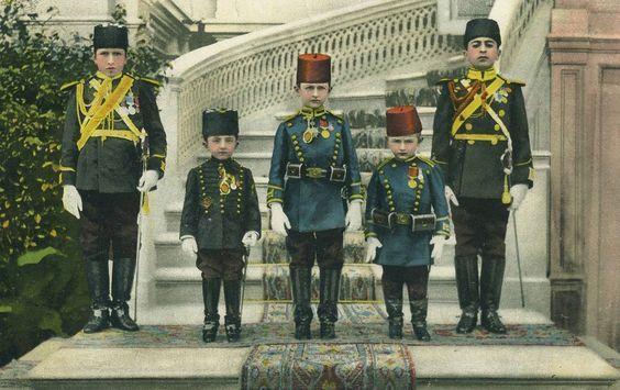 Şehzade Ahmet Nuri Efendi (1878-1944)