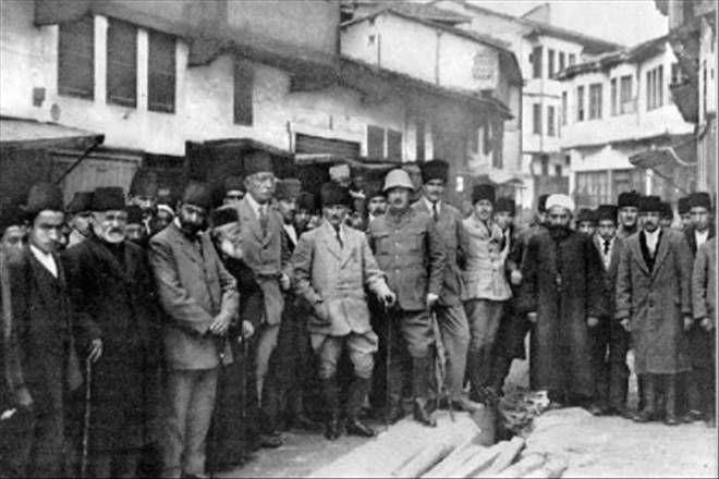 Amasya Protokolü (22 Ekim 1919)
