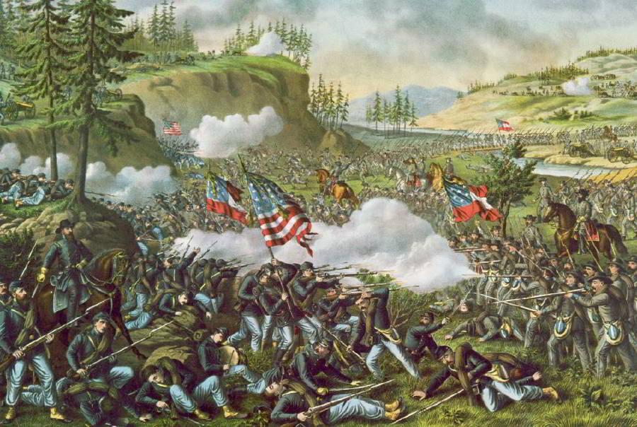 Amerikan İç Savaşı (1861 - 1865)