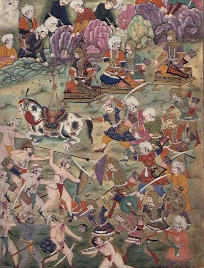 Ankara Savaşı - 20 Temmuz 1402
