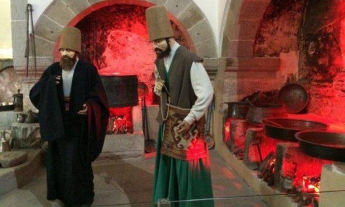 Ateşbaz Veli ( ? - 1284 )