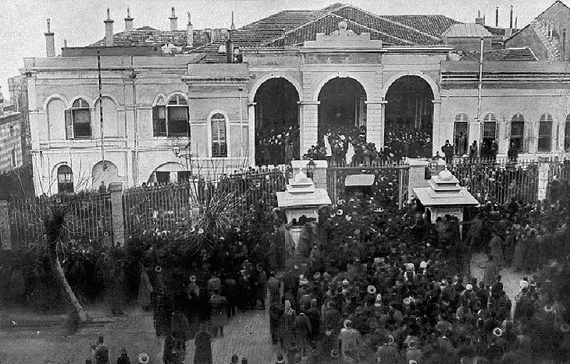 Bâb-ı Âli Baskını (23 Ocak 1913)
