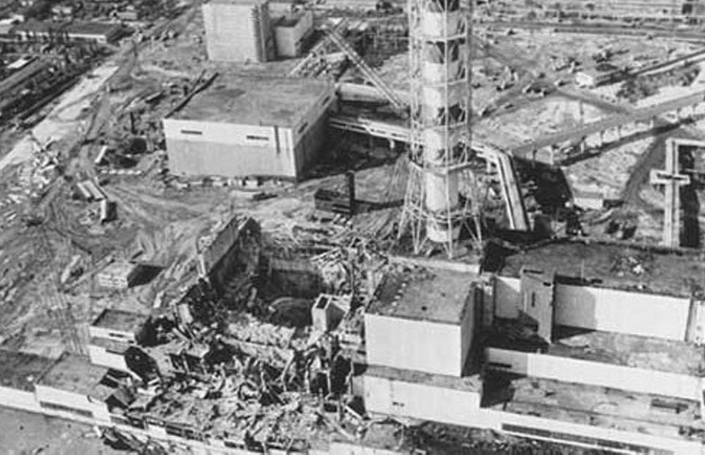 Çernobil Faciası - 26 Nisan 1986