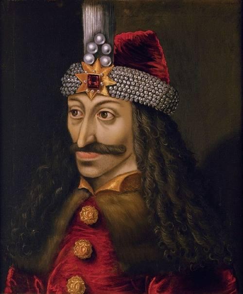 Kont Drakula - Kazıklı Voyvoda (1431-1476)