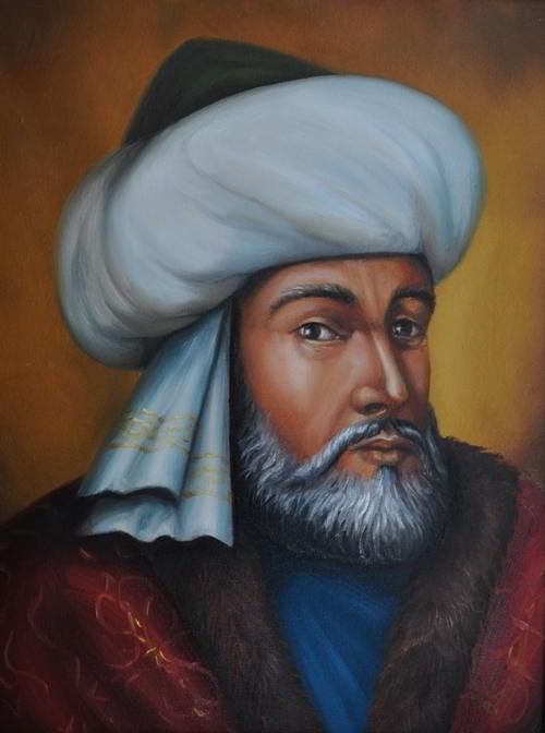 Ertuğrul Gazi (1189-1281)