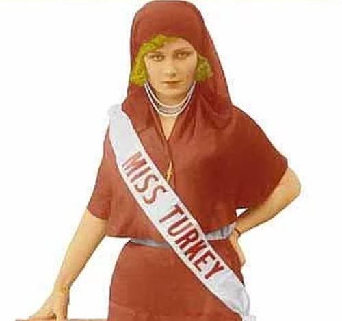 Feriha Tevfik - Türkiye'nin İlk Güzellik Kraliçesi (1910-1991)