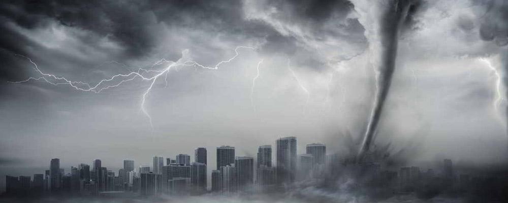 Tayfun, Kasırga, Tornado, Siklon Nedir?