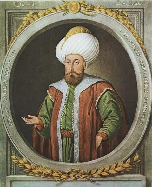 Savcı Bey (1362 - 1385)
