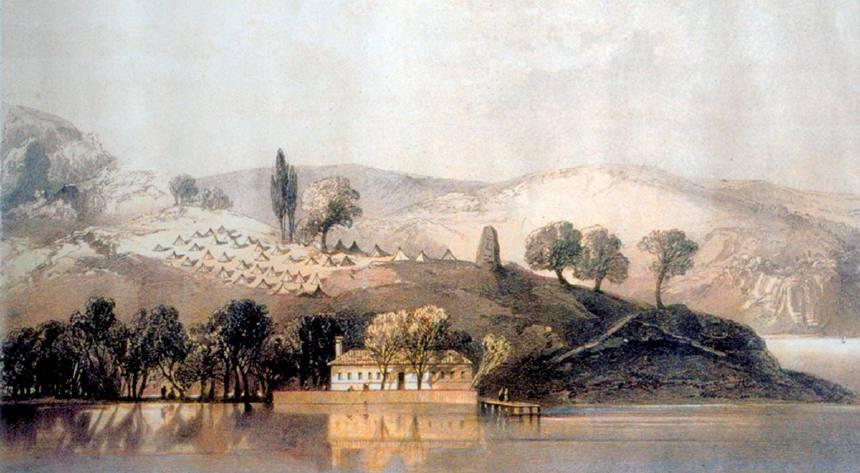 Hünkâr İskelesi Antlaşması (1833)