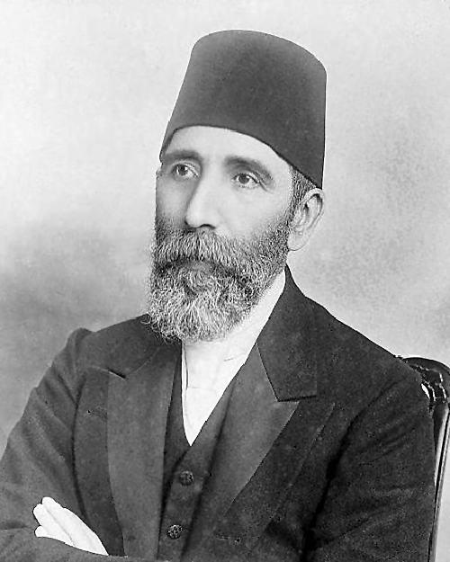Hüseyin Hilmi Paşa (1855-1922)
