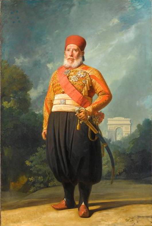 Kavalalı İbrahim Paşa (1789 - 1848)