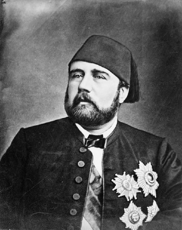 İsmail Paşa (1830 - 1895)