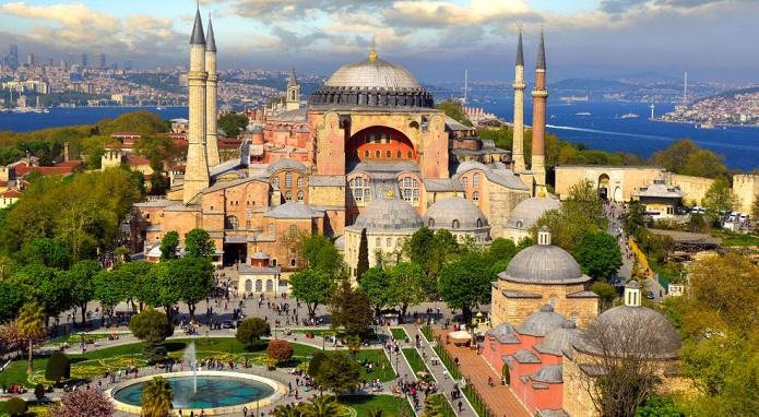 Türkiye'deki Ayasofya Camiileri