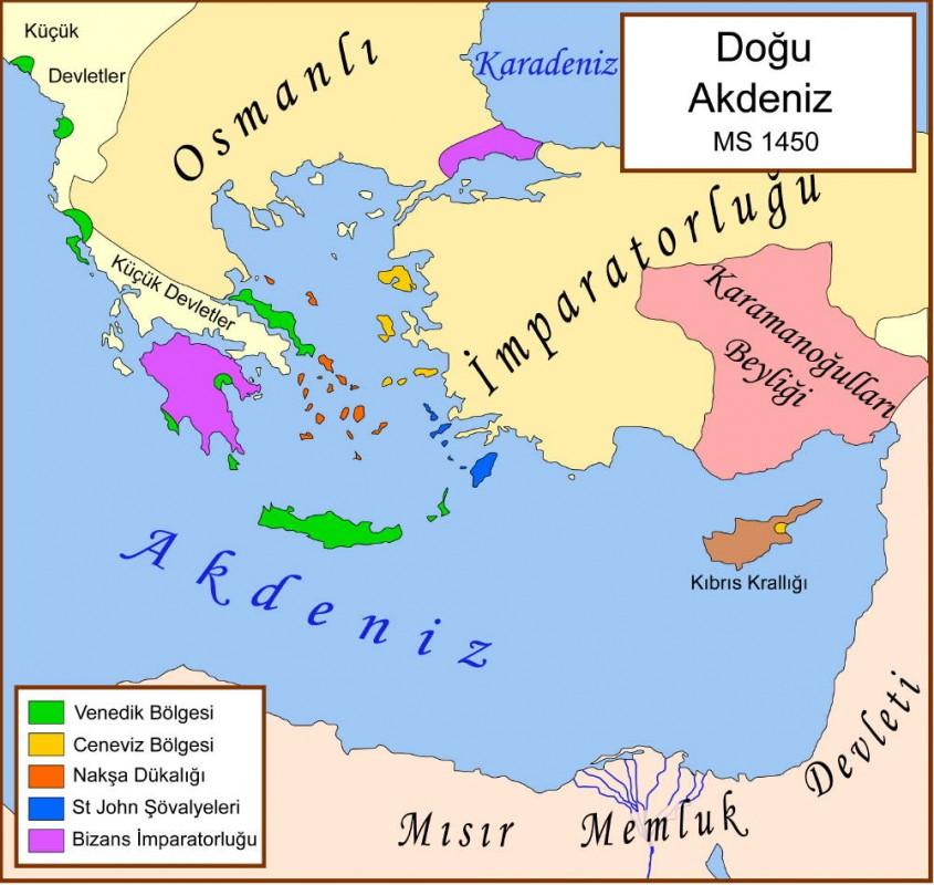 Karamanoğulları Beyliği (1250-1487)