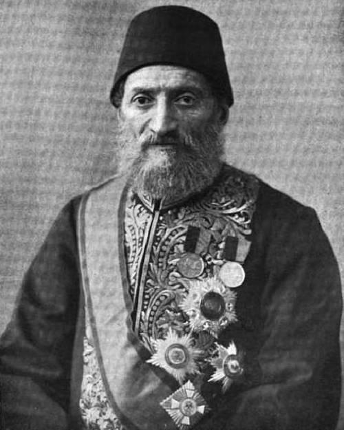 Kıbrıslı Mehmet Kâmil Paşa (1833-1913)