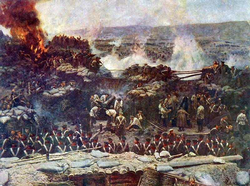 Kırım Savaşı (1853-1856)