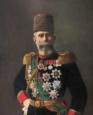 Mahmud Şevket Paşa (1856-1913)
