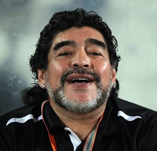 Diego Armando Maradona (1960-2020)