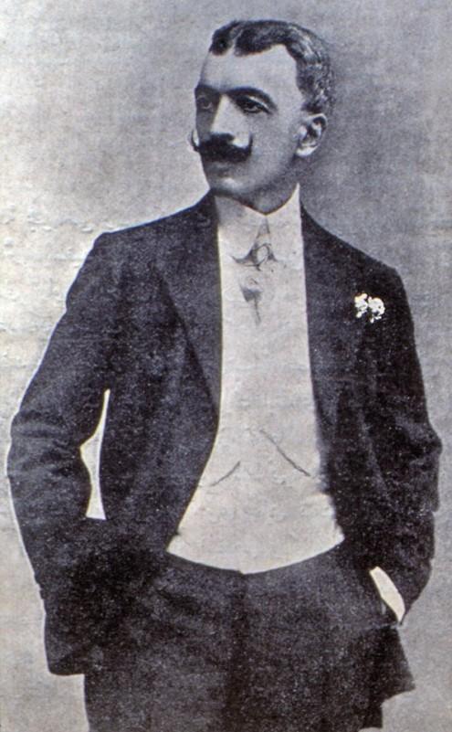 Ahmed Hikmet Müftüoğlu (1870-1927)