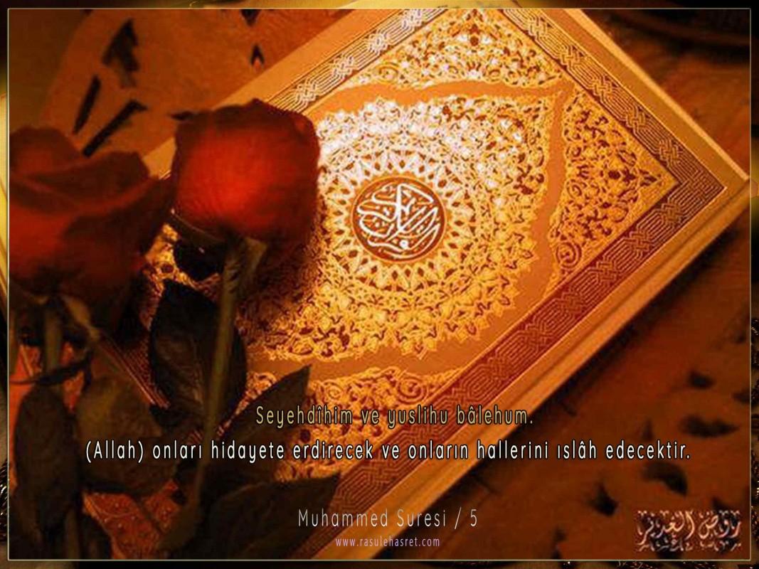 MUHAMMED Suresi Türkçe Okunuşu ve Tefsiri