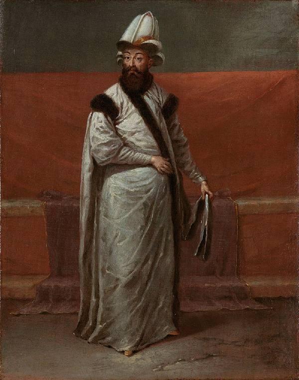 Nevşehirli Damat İbrahim Paşa (1660-1730)