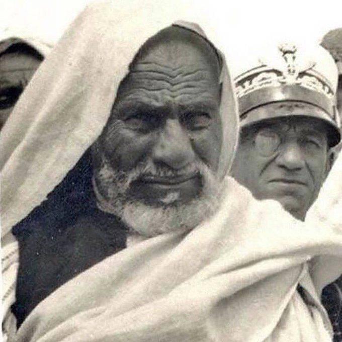 Ömer Muhtar - Çöl Aslanı (1858-1931)