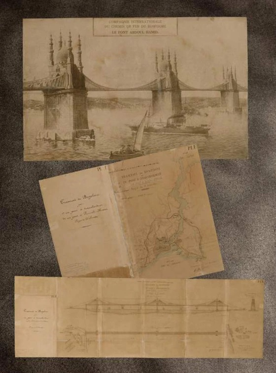 Osmanlı'nın Boğaz Köprüsü ve Marmaray Projeleri: Cisr-i Hamidi ve Tünel-i Bahri