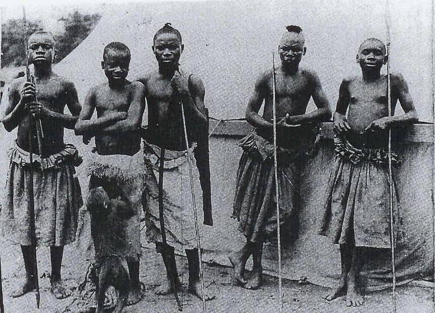 Ota Benga - Hayvanat Bahçesinde Sergilenen Afrikalı Pigme