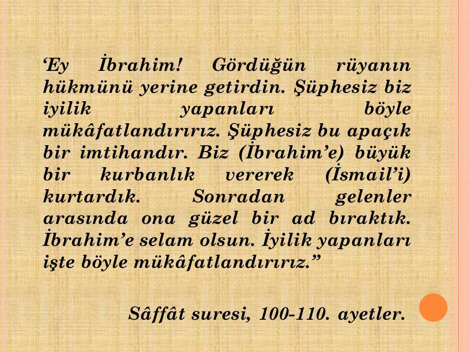 SAFFAT Suresi Türkçe Okunuşu ve Tefsiri