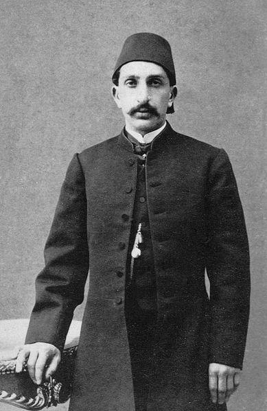 II. Abdulhamid (Ulû Sultân Abd-ül Hamid Han)