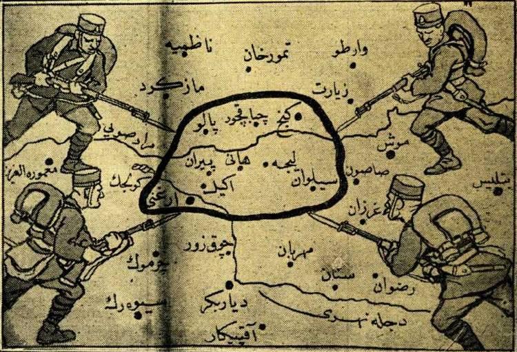 Şeyh Said İsyanı (Şubat - Nisan 1925)