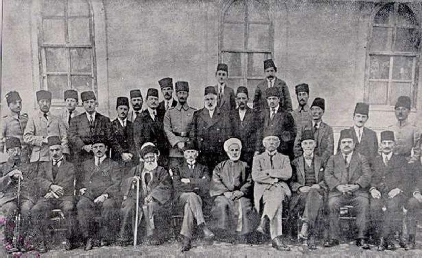 Sivas Kongresi (4 Eylül 1919-11 Eylül 1919)