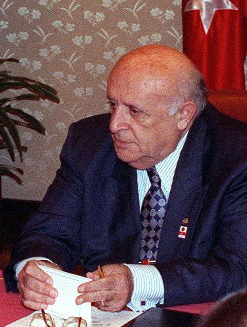 Süleyman Demirel (1924-2015)