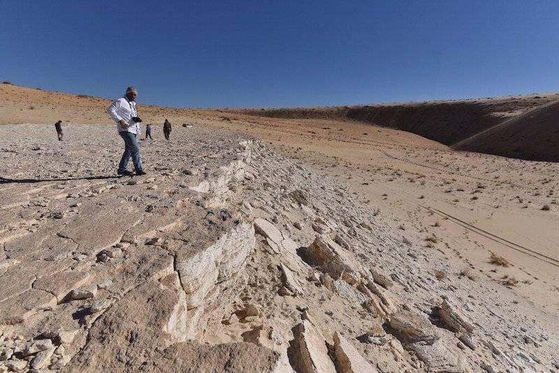Suudi Arabistan'da 120.000 Yıllık İnsan Ayak İzleri Bulundu