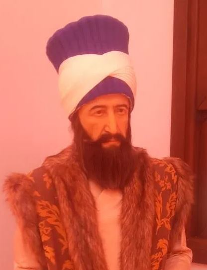 Hüseyin Rıfkı Tamani (1750-1817)