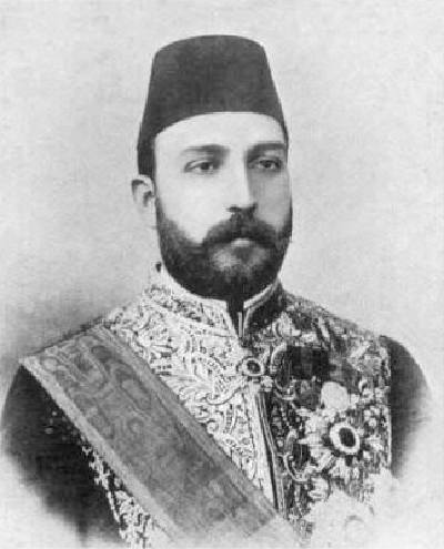 Tevfik Paşa (1852 - 1892)