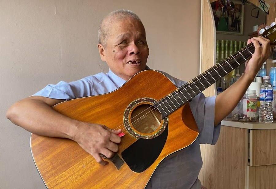 Thanh Dien - Gitarı Konuşturan Vietnamlı Görme Engelli Gitarist