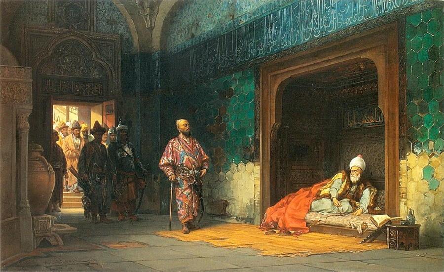 Fetret Devri (1402-1413)