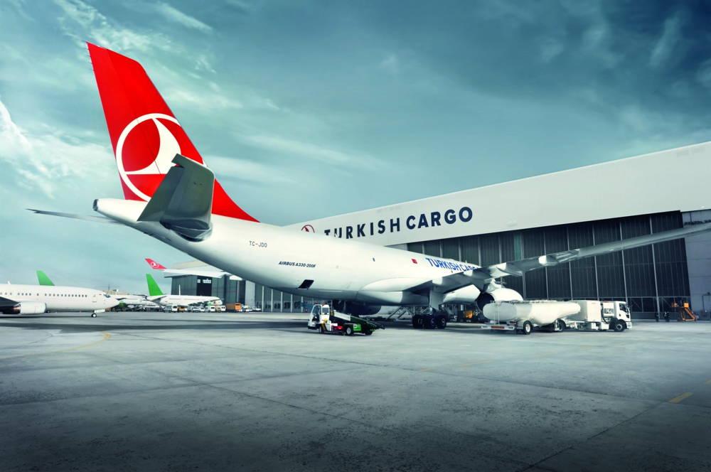 Turkish Cargo Avrupa'nın En İyi Hava Kargo Markası Seçildi