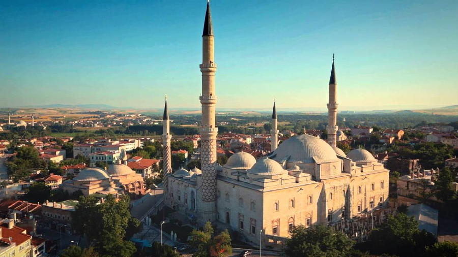 Üç Şerefeli Cami (Edirne)