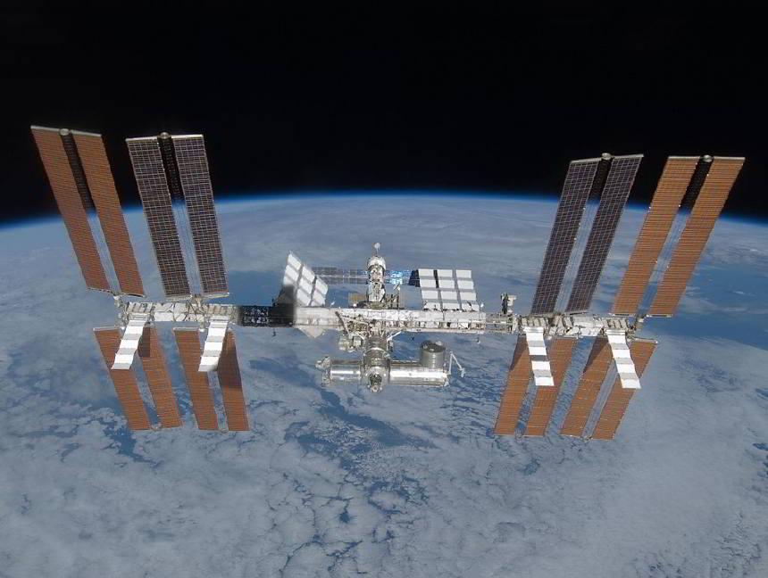 Uluslararası Uzay İstasyonu Şu An Nerede?