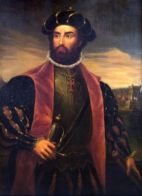 Vasco da Gama 1469 - 1524