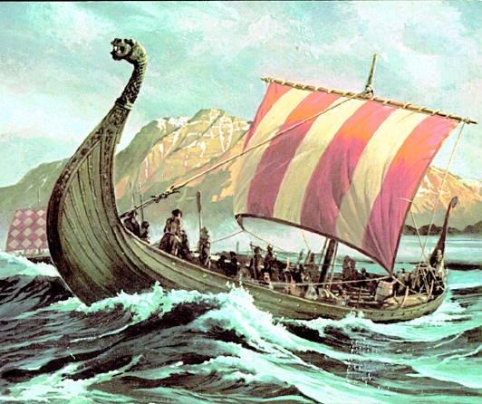 Vikingler - Norslar