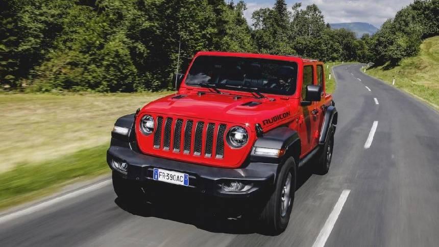 Yeni Jeep Wrangler karşınızda