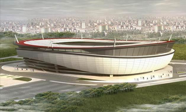 Eskişehir Stadyumu