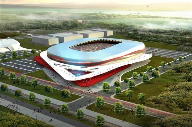 Samsun Stadyumu