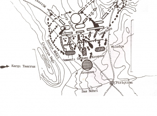 I.Kosova Meydan Muh�rebesi ( 20 Haziran 1389 )