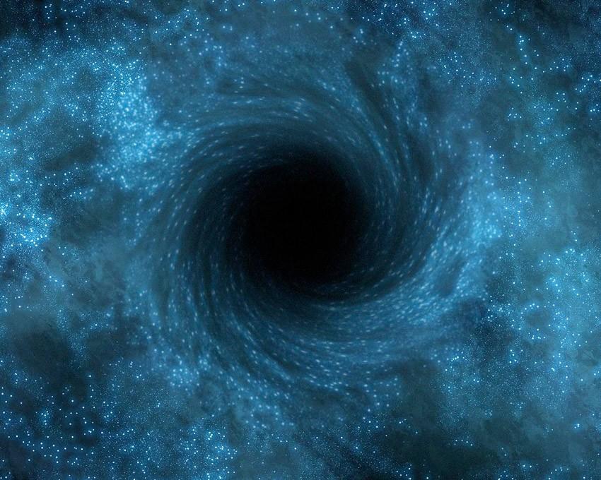 NASA'yı şoke eden fotoğraf! Kara delikten çıkan cisim ne?